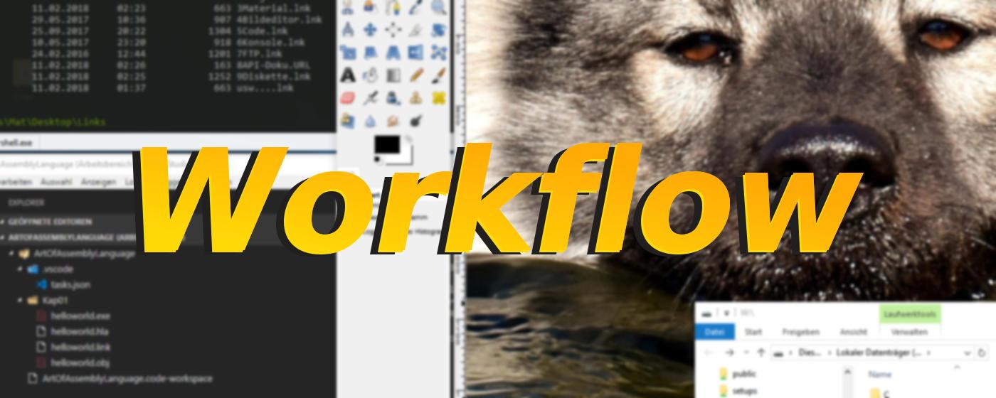 Workflow-Banner